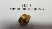 GUIDE BUSHINGS FOR OUR TEMPLATES